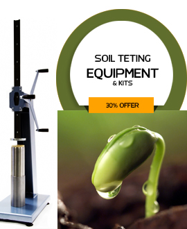 Solil-Testing- Equipment-&-kits
