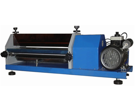 LEATHER GLUING MACHINES