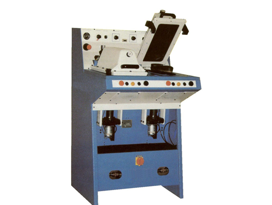 SOLE ATTACHING PRESSES